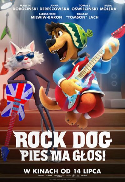 Rock dog. Pies ma głos! (2017)