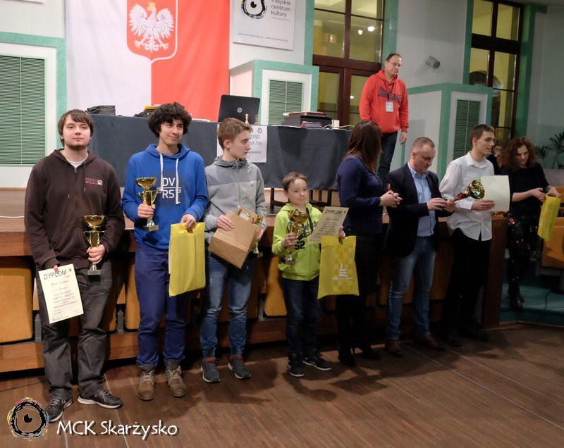 Mistrzostwa Skarżyska-Kamiennej w Szachach Klasycznych 2016