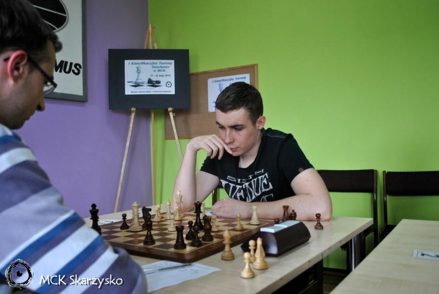I Klasyfikacyjny Turniej Szachowy w MCK