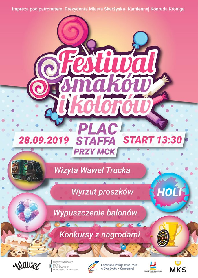 festiwal smakow i kolorow 2019
