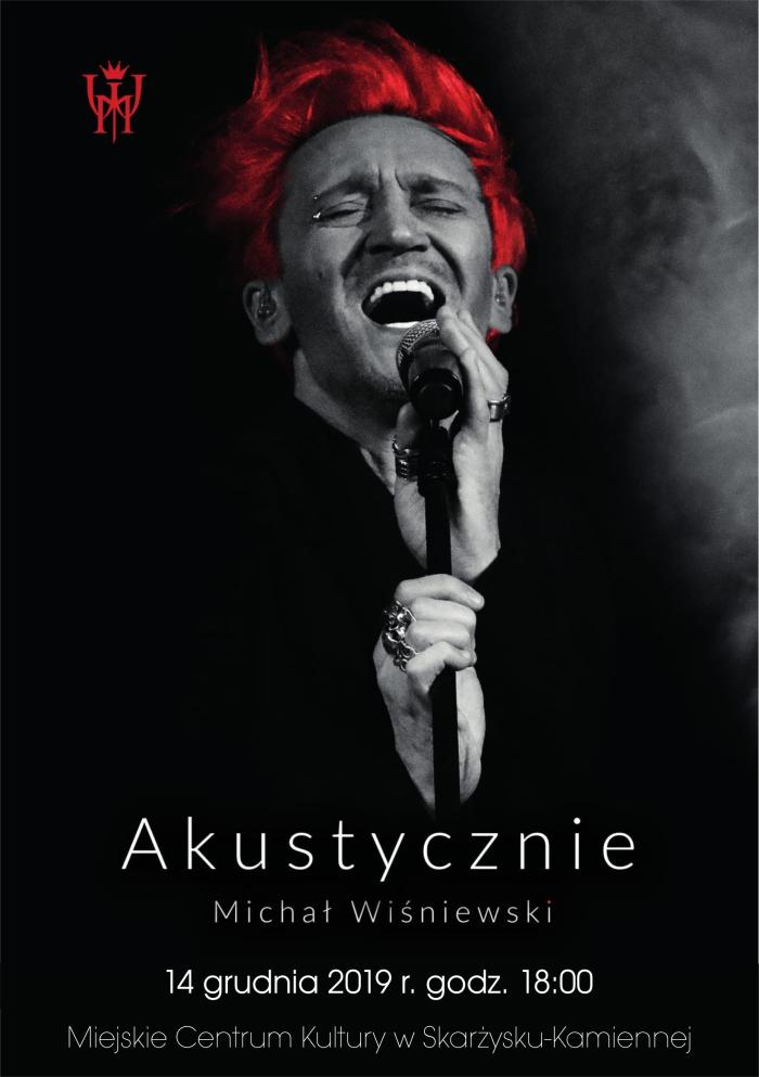 michal wisniewski akustycznie