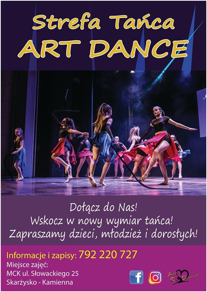 nabor do ART DANCE 2019