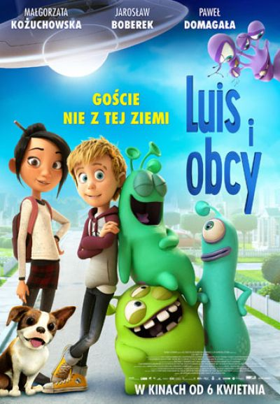 Luis i obcy (2018)